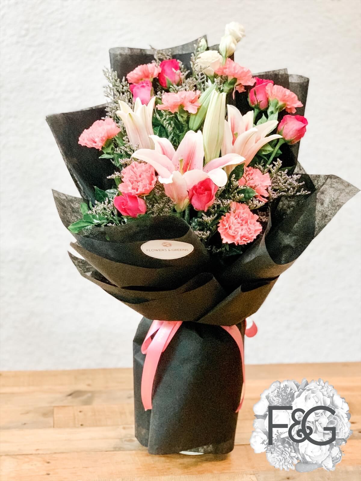 Flowers and Greens Flower Shop | Spring Blossom
